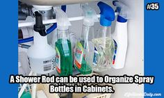 About two months ago I showed you guys some of my favorite DIY life hacks and y'all really seemed to enjoy them! So as promised, here's some more that I simply love… and all to help you get organized. Enjoy! source source source source source source source source source source source source source source source …