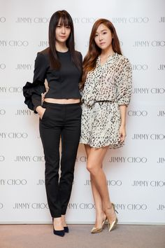 Fx Krystal and SNSD Jessica