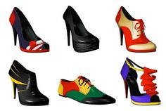 Superhero-inspired shoes... which are your faves?