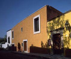 Casa en San Miguel de Allende  LEGORRETA+LEGORRETA