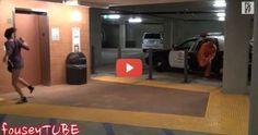 Vídeo para Rir  Apanhados Imagine Dar De Caras Com Um Perigoso Assassino Que Fugiu Da Prisão