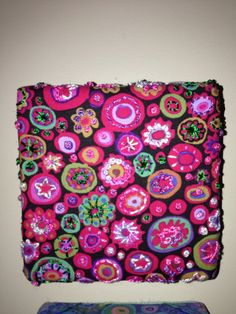 Embroidered gypsy Paperweight panel Paper Weights, Gypsy, French, Quilts, Stitch, Canvas, Gallery, Fabric, Projects