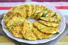 Frittelle di verdure, scopri le ricette: http://www.misya.info/2009/09/04/frittelle-di-verdure.htm