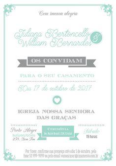 Convite de casamento vintage. #Vintage #CasamentoVintage #CasamentoRetro…