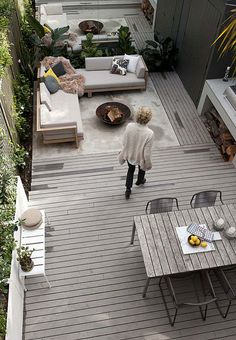 10 BEAUTIFUL OUTDOOR AREAS by the style files, via Flickr
