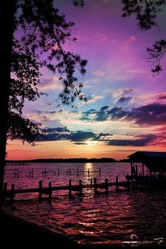 New Wonderful Photos: Gorgeous....the end of another day at the lakehouse, Wisconsin USA