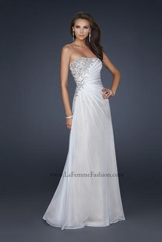 La Femme 17730 at Prom Dress Shop