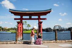 It's no secret that Epcot is my favorite Disney Park (Hellooooo, Food & Wine Festival!) so I was super excited when Victoria told me that she wanted to propose to Ember at the Japan Pavilion in Epcot. Victoria popped the question and Ember popped it right back! Congrats, you two! Proposal Photography, Orlando Wedding Photographer, Wine Festival, Marriage Proposals, Epcot, Wine Recipes, Victoria, Proposals