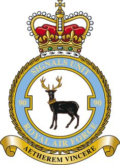 Supporting airpower through the delivery of assured information and communication services. Air Force Aircraft, Royal Air Force, Crests, Armed Forces, British Royals, Ww2, Army, Military, The Unit