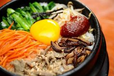 Korean ruokaa