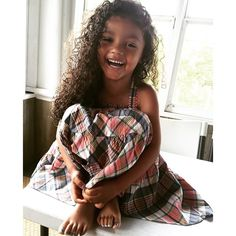 African American & Mexican Phoenix - 5 Years Submission By… Cute Little Girls, Cute Kids, Cute Babies, Pretty Kids, Beautiful Children, Beautiful Babies, Curly Hair Styles, Natural Hair Styles, Afro