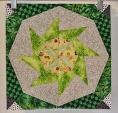 Hey everyone, Since my last post I finished another block for the Lucky Stars BOM. Lucky Star, Windmill, Tree Skirts, September, Christmas Tree, Stars, Holiday Decor, Teal Christmas Tree, Xmas Trees