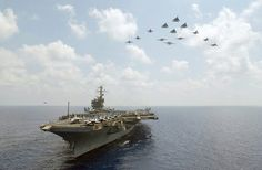 USS JOHN F KENNEDY ( CA 67) LAST OF THE FOSSIL FUELED AIRCRAFT CARRIERS