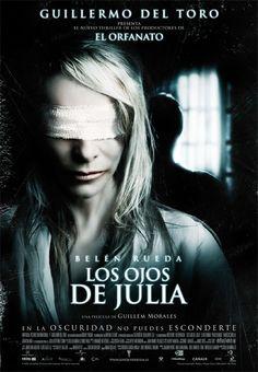 LOS OJOS DE JULIA (DVD). Dirección: Gillem Morales