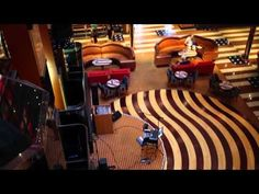 Carnival Valor Tour and Balcony Stateroom, Cruise Ship - YouTube