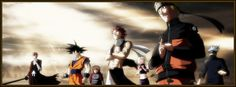 Facebook Timeline Cover Anime - Dragonball, FairyTail, Bleach, Naruto