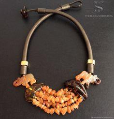 Necklace Ideas, Jewelry Ideas, Diy Jewelry, Jewelry Making, White Necklace, Stone Necklace, Stone Jewelry, Creativity, Fancy