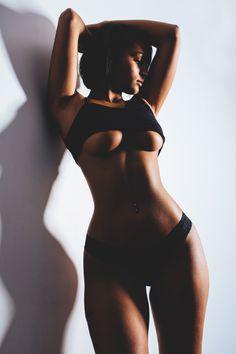 Erotic black women photography by Nicola Visuals