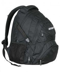 Wildcraft Ursa Black BackPack
