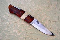 Small Woodland Knife by Messermacher on DeviantArt