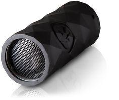 Bluetooth speaker, attaches to bike