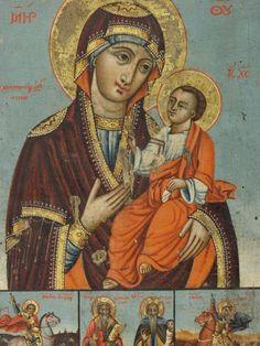 Orthodox Christianity, Virgin Mary, Art Work, Princess Zelda, Paintings, God, History, Fictional Characters, Hail Mary