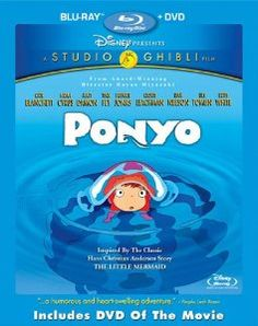Ponyo and more on the list of the best Disney animated movies by year