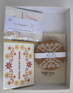 Craft Holiday Box by Little Paper Planes on Little Paper Planes $30
