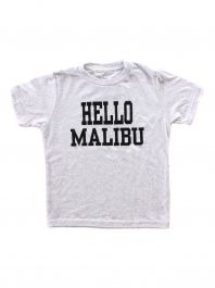 Girls Malibu Tee by Dilascia