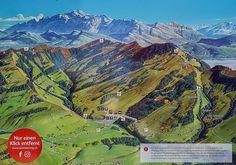Swiss Travel, Hiking Routes, S Bahn, Der Bus, Mount Everest, National Parks, Mountains, Nature, Destinations