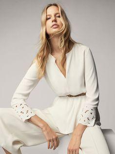 Blusas y camisas de mujer | Massimo Dutti Colección Otoño Invierno