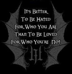 Staying True To Who You Are Makes The Love Real P Ionate Unforced  E2 98 Af E2 98 Ae E0 A5 90 American Hippie Heavy Metal Rock Lyrics Quote Five Finger Punch