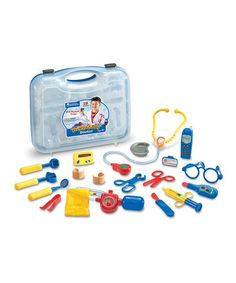 Take a look at this Doctor Play Set by Learning Resources on #zulily today!