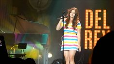 """Lana Del Rey performs unreleased song """"You Can Be The Boss"""" live in The Woodlands, TX #LDR #Endless_Summer_Tour"""