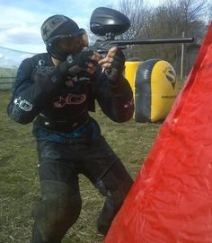 Paintball! [ UpUrGame.com ] #paintball #gear #game