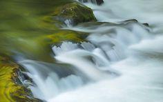 Little River Cascade by Dean Pennala on 500px