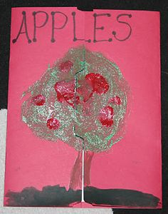 Apples ~ Lapbook - 1+1+1=1
