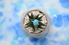 Shay Turquoise Ring