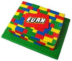 zakka life: Lego Birthday Party