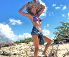 Christie Brinkley, 61, Flaunts Hot Bikini Body: Vegan Diet, Anti-Aging Beauty and Yoga Secrets
