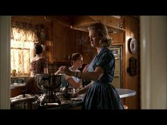Mad Men on the Menu: Chock Full O'Nuts coffee...look what Betty Draper is grabbing with her right hand...
