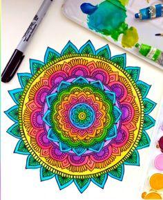 Mandala  Artist: Daniela Hoyos