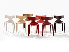 Arper Saya Chair - All Wood