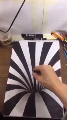 Gilda Six Optical illusions for kids , optical illusions art, optic Optical Illusion Wallpaper, Illusion 3d, Optical Illusion Tattoo, Optical Illusion Quilts, Illusion Kunst, Illusion Pictures, Optical Illusions For Kids, Optical Illusions Drawings, Optical Illusion Paintings