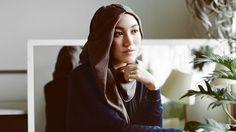 Muslim Designer Hana Tajima's New 'Modest' Uniqlo Collection Will Be Sold in the U.S.. The newest additions for spring include hijab headscarves, relaxed jeans, outerwear and long dresses in vibrant colors and prints.