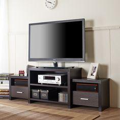 Hokku Designs Bexten Tiered TV Stand