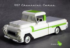 Lego 1957 Chevy Cameo | Flickr - Photo Sharing!