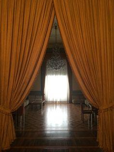 Pascia, ballroom.  Lago Maggiore, Oggebbio, Italy. Oggebbio apartment rental.
