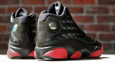 Another Look at the Air Jordan 13 Retro Black/Infrared 23