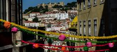 If you're coming to Portugal in June, don't miss out on the Popular Saints Festivals in Lisbon, the biggest festivity the city holds every year. But even fun needs some planning, so check our guide before hitting the party. And So The Adventure Begins, Survival Guide, Night Life, Portugal, Saints, Europe, City, Travel, Festivals